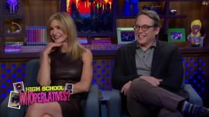 Kyra Sedgwick dans Watch What Happens Live - 28/11/16 - 07