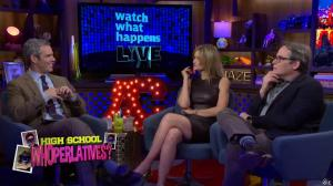 Kyra Sedgwick dans Watch What Happens Live - 28/11/16 - 13