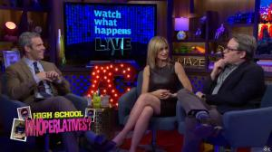Kyra Sedgwick dans Watch What Happens Live - 28/11/16 - 14