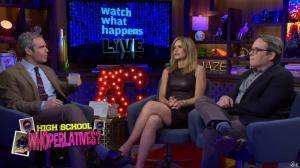 Kyra Sedgwick dans Watch What Happens Live - 28/11/16 - 16