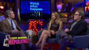 Kyra Sedgwick dans Watch What Happens Live - 28/11/16 - 17