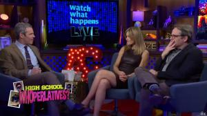 Kyra Sedgwick dans Watch What Happens Live - 28/11/16 - 18