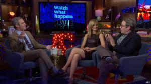 Kyra Sedgwick dans Watch What Happens Live - 28/11/16 - 19