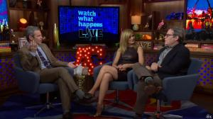 Kyra Sedgwick dans Watch What Happens Live - 28/11/16 - 20