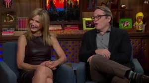 Kyra Sedgwick dans Watch What Happens Live - 28/11/16 - 23