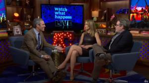 Kyra Sedgwick dans Watch What Happens Live - 28/11/16 - 27