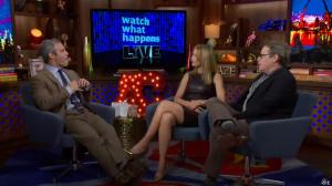 Kyra Sedgwick dans Watch What Happens Live - 28/11/16 - 30