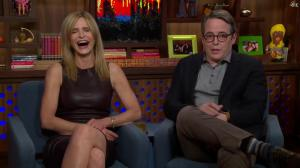 Kyra Sedgwick dans Watch What Happens Live - 28/11/16 - 32