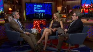 Kyra Sedgwick dans Watch What Happens Live - 28/11/16 - 33