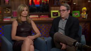 Kyra Sedgwick dans Watch What Happens Live - 28/11/16 - 34