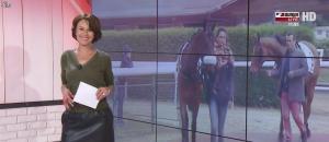 Laure Legrand dans un Jour aux Courses - 04/05/17 - 04