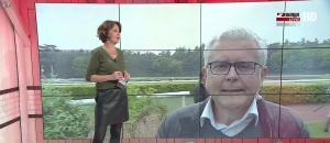 Laure Legrand dans un Jour aux Courses - 04/05/17 - 07