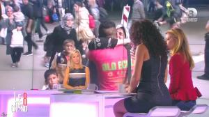 Laurence Ferrari et Aïda Touihri dans le Grand 8 - 07/09/15 - 35