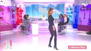 Laurence Ferrari, Hapsatou Sy, Aïda Touihri, Elisabeth Bost et Caroline Ithurbide dans le Grand 8 - 15/03/16 - 17