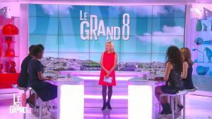 Laurence Ferrari, Hapsatou Sy, Aïda Touihri et Elisabeth Bost dans le Grand 8 - 22/04/16 - 02