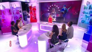 Laurence Ferrari, Hapsatou Sy, Aïda Touihri et Elisabeth Bost dans le Grand 8 - 22/04/16 - 22