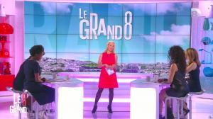 Laurence Ferrari, Hapsatou Sy, Aïda Touihri et Elisabeth Bost dans le Grand 8 - 22/04/16 - 39
