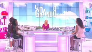 Laurence Ferrari, Hapsatou Sy et Aïda Touihri dans le Grand 8 - 31/08/15 - 03