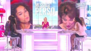 Laurence Ferrari, Hapsatou Sy et Aïda Touihri dans le Grand 8 - 31/08/15 - 08
