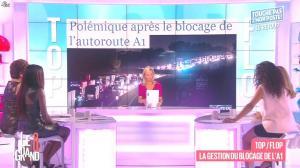 Laurence Ferrari, Hapsatou Sy et Aïda Touihri dans le Grand 8 - 31/08/15 - 29