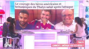 Laurence Ferrari, Hapsatou Sy et Aïda Touihri dans le Grand 8 - 31/08/15 - 46