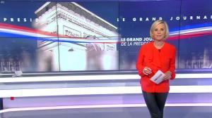 Laurence Ferrari dans le Grand Journal de la Présidentielle - 03/04/17 - 01