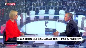 Laurence Ferrari dans le Grand Journal de la Présidentielle - 03/04/17 - 10