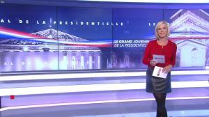Laurence Ferrari dans le Grand Journal de la Présidentielle - 18/04/17 - 01