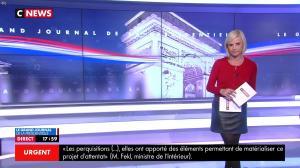 Laurence Ferrari dans le Grand Journal de la Présidentielle - 18/04/17 - 11