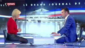 Laurence Ferrari dans le Grand Journal de la Présidentielle - 18/04/17 - 13