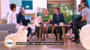 Mélanie Taravant dans la Quotidienne - 21/09/15 - 03
