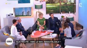 Mélanie Taravant dans la Quotidienne - 21/09/15 - 05
