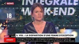 Nelly Daynac dans CNews - 30/06/17 - 02