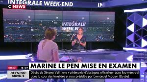 Nelly Daynac dans CNews - 30/06/17 - 04