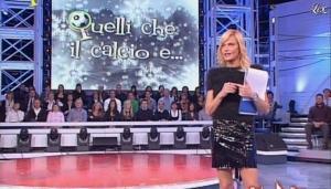 Simona Ventura dans Quelli Che - 16/12/07 - 14