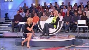 Simona Ventura dans Quelli Che - 16/12/07 - 22