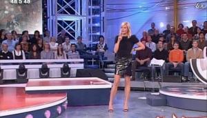 Simona Ventura dans Quelli Che - 16/12/07 - 43