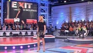 Simona Ventura dans Quelli Che - 16/12/07 - 45
