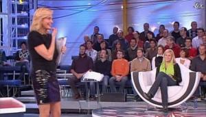 Simona Ventura dans Quelli Che - 16/12/07 - 47