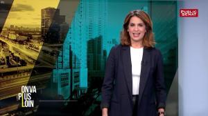 Sonia Mabrouk dans On Va Plus Loin - 03/04/17 - 01
