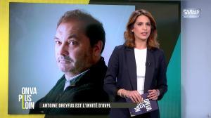 Sonia Mabrouk dans On Va Plus Loin - 03/04/17 - 02