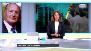 Sonia Mabrouk dans On Va Plus Loin - 03/04/17 - 03