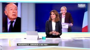 Sonia Mabrouk dans On Va Plus Loin - 03/04/17 - 09