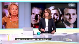 Sonia Mabrouk dans On Va Plus Loin - 03/04/17 - 12