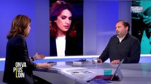 Sonia Mabrouk dans On Va Plus Loin - 03/04/17 - 14