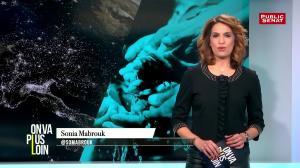 Sonia Mabrouk dans On Va Plus Loin - 07/02/17 - 01