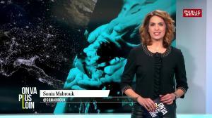Sonia Mabrouk dans On Va Plus Loin - 07/02/17 - 02