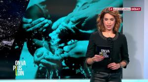 Sonia Mabrouk dans On Va Plus Loin - 07/02/17 - 03