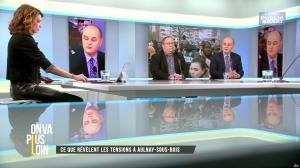 Sonia Mabrouk dans On Va Plus Loin - 07/02/17 - 11