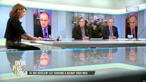 Sonia Mabrouk dans On Va Plus Loin - 07/02/17 - 12